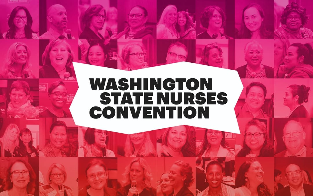 Washington State Nurses Convention